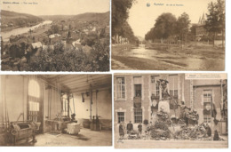 84 Cartes Postales BELGIQUE - Postcards