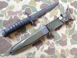 Baïonnette USM4 CASE, US WW2. - Armes Blanches