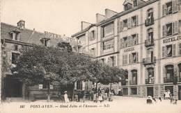 29 Pont Aven Hotel Julia Et L' Annexe - Pont Aven