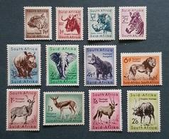 South Africa / RSA 1954; Animals & Fauna; Wildlife; Mammals; MNH** Neuf; Postfrisch; - Südafrika (1961-...)