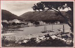 Lopud * Hafen, Schiffe, Promenade * Kroatien * AK2097 - Croatia