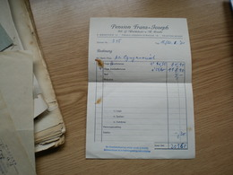 Pension Franz Joseph  Munchen - Allemagne