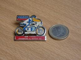 MOTOS .MOTO  YAMAHA. 1979 P PONS CHAMPION DU MONDE 750. - Motorfietsen