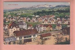 OLD POSTCARD - SWITZERLAND - SCHWEIZ -     UZWIL - STATION - SG St. Gall