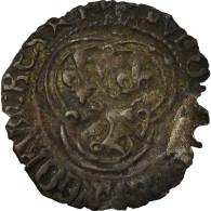 Monnaie, France, Louis XII, Double Tournois Du Dauphiné, Romans, Rare, TB+ - 987-1789 Monnaies Royales