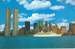 ETATS UNIS - NEW YORK CITY - World Trade Center - En 1979 - World Trade Center