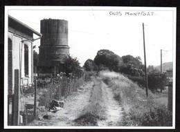 1994  --  ANCIENNE VOIE DE TRAMWAY A GLOS MONTFORT  . 3T156 - Unclassified