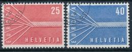332-333 Serie Mit Ersttag Sonderstempel - Einheiltiche ET-Eckstempel - Usados