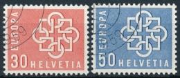 347-348 Serie Mit Ersttag Sonderstempel - Einheiltiche ET-Eckstempel - Usados