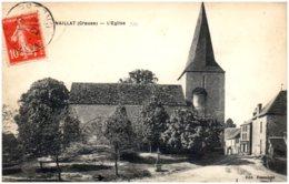 23 NAILLAT - L'église - Sonstige Gemeinden