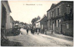 60 BEAUDEDUIT - La Mairie - Autres Communes