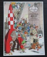 BL173 'Kuifje / Tintin : Stripmuseum / Centre De La BD' - Ongetand Met Nummer - In Perfecte Staat! - Belgique