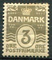 DANEMARK -  Y&T  N° 50 *...perf 12.5 - 1905-12 (Frederik VIII)