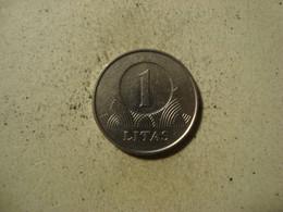MONNAIE LITUANIE 1 LITAS 2000 - Lithuania