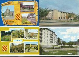 11 Cartes  -  Lomme  -  (Nord) - - Lomme