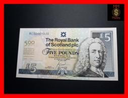 "SCOTLAND 5 £  1.7.2005  P. 364 *COMMEMORATIVE*  *500 Years College Of Surgeons"" RBS   UNC - Schotland"