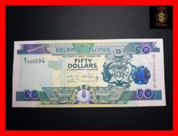 SOLOMON 50 $ 2009 P. 29  UNC - Solomon Islands