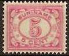 Suriname NVPH Nr 77 Ongebruikt/MH Cijfer 1914 - Surinam ... - 1975