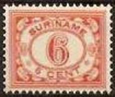 Suriname NVPH Nr 81 Ongebruikt/MH Cijfer 1931 - Surinam ... - 1975