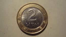 MONNAIE LITUANIE 2 LITAI 2001 - Lituanie