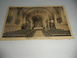 Houffalize Wibrin Intérieur De L'église - Houffalize