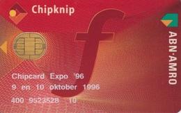 Chipknip ABN-AMRO CP8 Rare - Pays-Bas