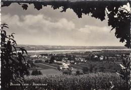 OZZANO TARO-PARMA-PANORAMA-CARTOLINA VERA FOTOGRAFIA-VIAGGIATA IL 23-7-1956 - Parma