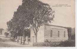 CPA Vaux-sur-Mer - Le Temple (avec Petite Animation) - Vaux-sur-Mer