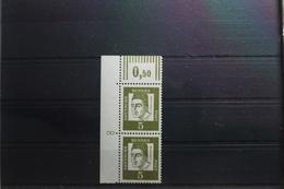 BRD 347y DZ ** Postfrisch Eckrandpaar Bundesrepublik Deutschland #SK634 - [7] République Fédérale