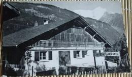 74   -   LA MELUSINE SAINT GERVAIS AIGUILLE DE BIONNASSAY  @ VUE RECTO/VERSO AVEC BORDS - Saint-Gervais-les-Bains