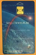 TUNISIE TELECOM HTTP://WWW.TT.TN TELECARTE 50 PHONECARD CARD - Tunisie