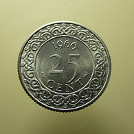 Surinam 25 Cent 1966 - Monnaies