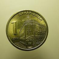 Serbia 1 Dinar 2014 - Serbia