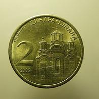 Serbia 2 Dinara 2009 - Serbia