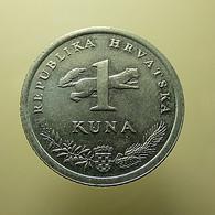 Croatia 1 Kuna 1995 - Croatia