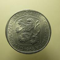 Czechoslovakia 3 Korun 1968 - Czechoslovakia