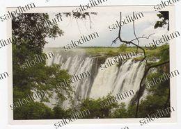 Cascate Vittoria - Zambia - Africa - Zambia