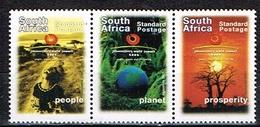 AFRIQUE DU SUD/SOUTH AFRICA/Neufs **/MNH**/ 2002 - Sommet Mondial Sur Le Développement Durable - South Africa (1961-...)