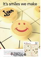 30U: CM,Carte Maximum Card, Singapore Traditional Board Game - Chinese 'xiang Qi' Chess, Maxi Card, MC - Chess