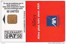 LUXEMBOURG - AXA(PP 03), 08/99, Used - Luxemburg