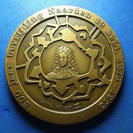 Medal - 300 Jaar Bevrijding Naarden 1673-1973 - Prins Willem III - Non Classés