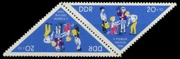 DDR ZUSAMMENDRUCK Nr K2K-1046 1046 Postfrisch WAAGR PAA X1059E6 - DDR
