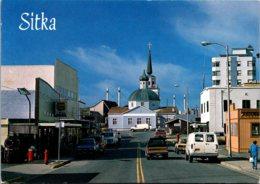 Alaska Sitka Main Street - Sitka