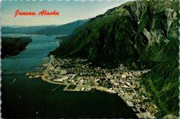 Alaska Juneau Aerial View - Juneau