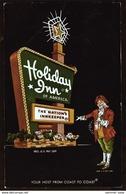 New Jersy  -  Fort Wayne  -  Holiday Inn Hotel  -  Ansichtskarte Ca.1969   (12941) - Fort Wayne