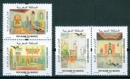 MOROCCO MAROC MAROKO EUROMED 2018 LES MAISONS EN MEDITERRANEE - Morocco (1956-...)