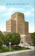 Utah Ogden City And County Building - Ogden