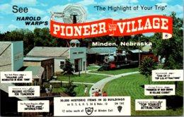 Nebraska Minden Harold Warp's Pioneer Village - Autres