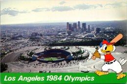 1984 Los Angeles Olympics Baseball Dodger Stadium - Olympic Games