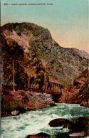 Utah Ogden Canyon First Bridge - Ogden